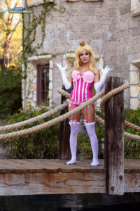 liz katz sexy princess peach cosplay web 12