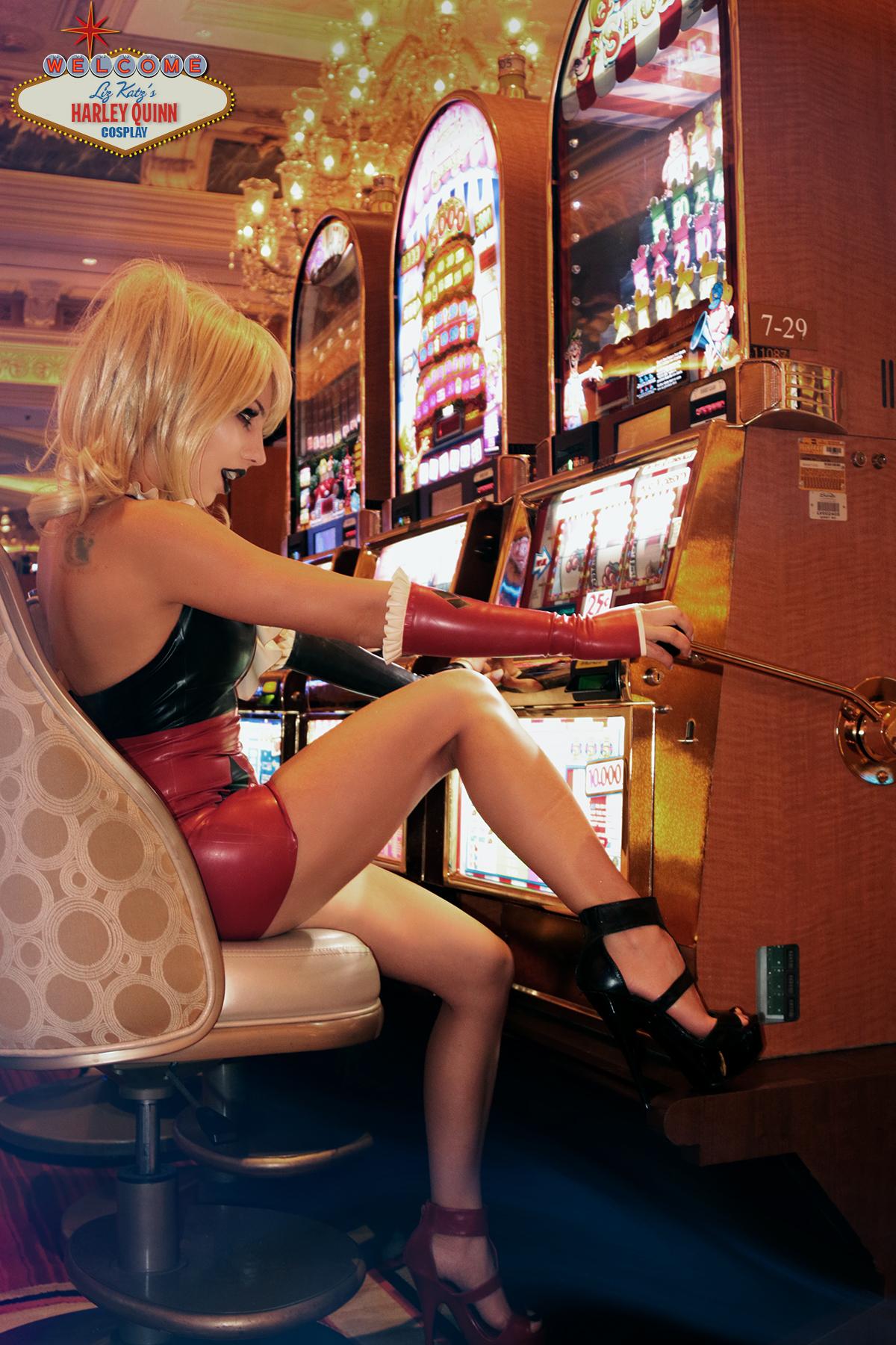 casino cosplay
